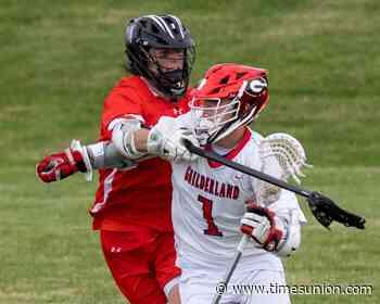Guilderland beats Bethlehem to reach Class A boys' lacrosse final
