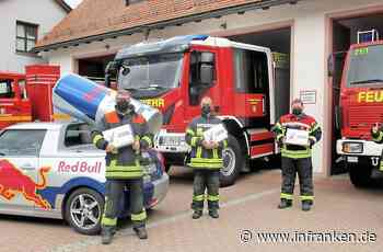 """""""Energielieferung"""" für die Feuerwehr Steinwiesen - inFranken.de"""