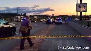 Man shot by police on I-5 overpass in La Center identified