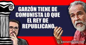 (Vídeo) Willy Toledo: «Alberto Garzón no tiene nada de comunista y, además, es un inútil» - kaosenlared.net