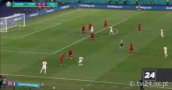 Euro2020: o resumo do triunfo de Itália contra a Turquia - TVI24