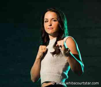 Local boxer Mikenna Tansley fighting for Canadian title on U.S. card - Whitecourt Star
