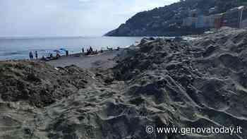Voltri, spiaggia in ripascimento a stagione balneare iniziata. Tursi: «Ritardo dovuto al meteo» - GenovaToday