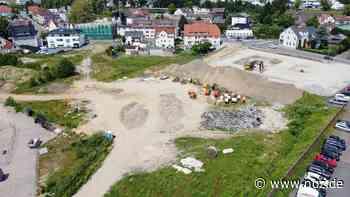 Baubeginn im Herbst: Neue Straße in Melle wird sich um zentralen Treffpunkt schlängeln - NOZ