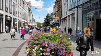 Blumen und Büggel sollen Innenstadt aufwerten - iGL Bürgerportal Bergisch Gladbach