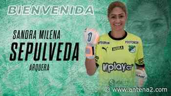 Sandra Sepúlveda cambió de equipo en la Liga Betplay Femenina - Antena 2