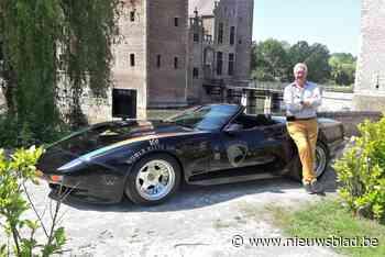 Iconische Amerikaanse sportwagens te kijk in Hemiksem en Aartselaar<BR />