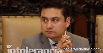 """""""Seré institucional"""" en el Congreso de Puebla, asegura Iván Herrera Villagómez - Intolerancia Diario"""