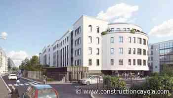 Suresnes : Vilogia et Bouygues Bâtiment Ile-de-France lancent la métamorphose de l'ancien siège d'Airbus - Construction Cayola