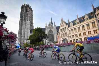 WK wielrennen zorgt dit najaar voor volksfeest in hartje Mechelen