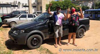 Verdureiro do Crato que teve carro incendiado compra novo veículo e agradece doações - Site Miséria