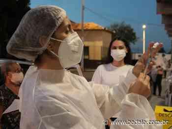 Crato inicia vacinação da população geral acima de 45 anos contra Covid-19 - Badalo