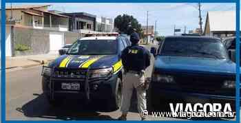 Veículo furtado no Maranhão é recuperado pela PRF em Picos - Viagora