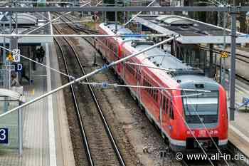 Fahrplanänderungen: Strecke Buchloe - München: Zusätzliche Halte in Kaufering und Geltendorf - Kempten - all-in.de - Das Allgäu Online!