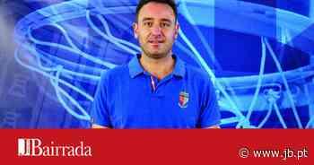 Jorge Anjos vai continuar no Sangalhos Desporto Clube - Jornal da Bairrada