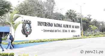 San Marcos: suspenden comicios para elegir a rector por presuntas suplantaciones de votos de docentes - Diario Perú21