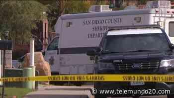 Identifican a mujer asesinada en su casa en San Marcos - Telemundo San Diego
