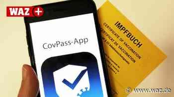 Digitaler Impfpass: So läuft es ab Montag in Witten - Westdeutsche Allgemeine Zeitung