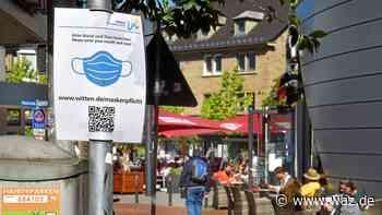 Witten: Maskenpflicht in der Innenstadt wird aufgehoben - Westdeutsche Allgemeine Zeitung