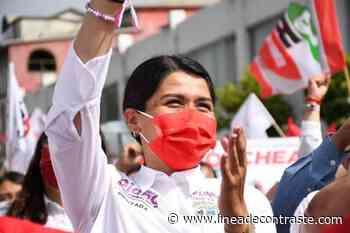 Con el respaldo de Tlaxco, Tetla y Atlangatepec, Diana Torrejón llegará al Congreso - Linea de Contraste