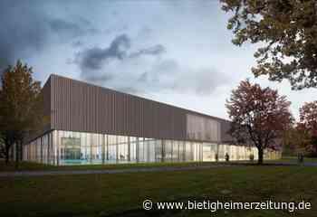 Der Bau in Ludwigsburg kann beginnen: Neue Sporthalle für die PH - Bietigheimer Zeitung
