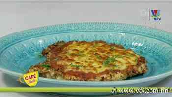 El plato familiar: Pechuga de pollo a la parmesana - vtv.com.hn