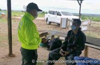 #ENVIDEO: Capturado presunto abusador en Plato – HOY DIARIO DEL MAGDALENA - HOY DIARIO DEL MAGDALENA