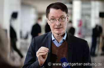 Coronavirus und Fußballstadien - Lauterbach erwartet keine weitere Infektionswelle durch EM - Stuttgarter Zeitung
