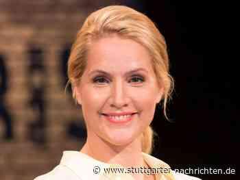 """Judith Rakers - Sie moderierte """"leicht angeschickert"""" die Nachrichten - Stuttgarter Nachrichten"""