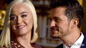 Katy Perry & Orlando Bloom: Kleines Fahrrad-Abenteuer mit ihrer Tochter Daisy Dove - RTL Online