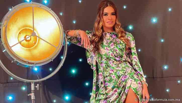 """¿Sacan a Galilea Montijo de """"Las estrellas bailan en HOY""""? Esto sabemos - Fútbol en Fórmula"""