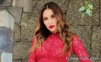 En vestido rojo, Cynthia Rodríguez opacó a Galilea Montijo - Show
