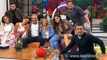 Conductores de Hoy celebran cumpleaños de Galilea Montijo y terminan cantando éxitos de Erik Rubín - Las Estrellas TV