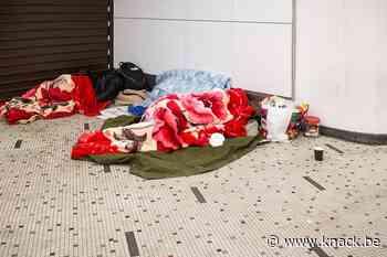 Elke week belanden tweehonderd gezinnen (bijna) op straat