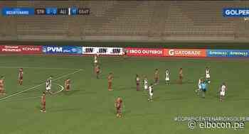 Alianza Lima vs. Santa Rosa en vivo: Estadio San marcos sufrió corte de luz en pleno partido - El Bocón