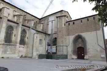 120.000 euros para arreglar cubiertas de la Catedral Santa María - Noticias de Alava
