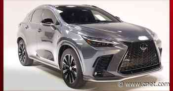 2022 Lexus NX is the most important Lexus in a long time video     - Roadshow