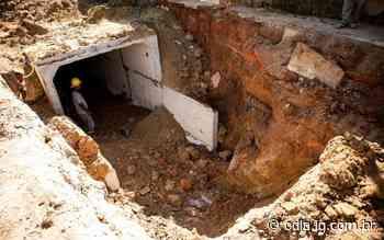 Vassouras: Veja previsão de conclusão da obra para drenagem na Residência - O Dia