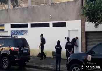 PF cumpre mandado na casa do prefeito Pitágoras - Bahia.ba