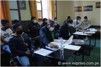 Huancayo: Juzgado Militar Policial dispone 6 meses de prisión preventa a miembros de Ejército por violación de consigna y desobediencia - Expreso (Perú)
