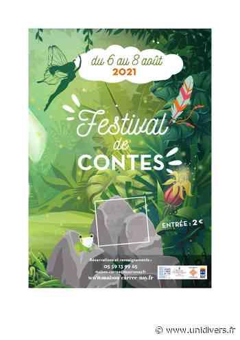 Festival de Contes Nay samedi 7 août 2021 - Unidivers
