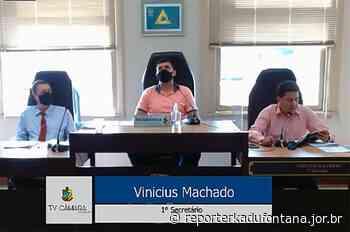 Vereadores aprovam projeto de lei que cria Auxílio Emergencial em Cataguases. - reporterkadufontana.jor.br - Reporter Kadu Fontana