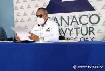 Canaco dispuesto a trabajar de la mano con gobierno electo en Tuxtepec - TV BUS Canal de comunicación urbana