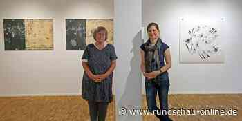 Gummersbach: Zwei Künstlerinnen beenden mit abstrakter Kunst die Corona-Pause - Kölnische Rundschau