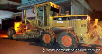 Guarda Municipal de Atibaia recupera motoniveladora roubada na região - Redação do Portal Atibaia News
