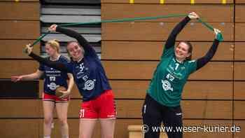 Handball: Drittliga-Frauen des TV Oyten steigern das Trainingspensum - WESER-KURIER - WESER-KURIER