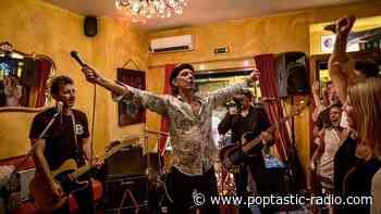 Blah Blah en concert au Duke à Antibes en direct sur Poptastic - Poptastic Radio