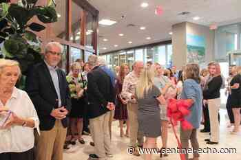 First State Bank, Mountain Valley Insurance celebrate grand opening - The Sentinel-Echo