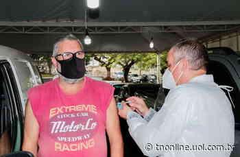 Apucarana vacina pessoas de 55 anos neste sábado - TNOnline - TNOnline