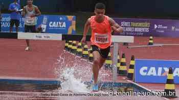 Atleta de Apucarana disputa o Troféu Brasil de Atletismo - TNOnline - TNOnline